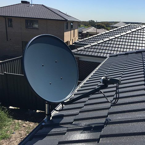 Installation & Maintenance – Foxtel